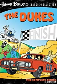 The Dukes in Hollywood Poster