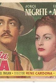 Lluvia roja Poster