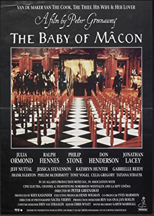 The Baby of Mâcon poster