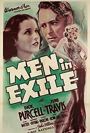 Men in Exile Poster
