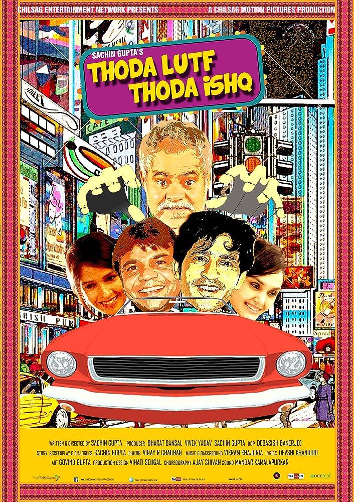 الكوميديا Thoda Lutf Thoda Ishq