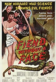 Fiend Without a Face(1958) Poster - Movie Forum, Cast, Reviews