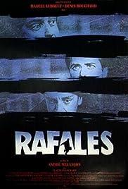 Rafales Poster