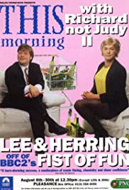 This Morning with Richard Not Judy Poster