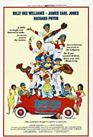 The Bingo Long Traveling All-Stars & Motor Kings (1976) Poster - Movie Forum, Cast, Reviews