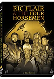 Ric Flair & The Four Horsemen Poster