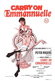 Carry on Emmannuelle(1978) Poster - Movie Forum, Cast, Reviews