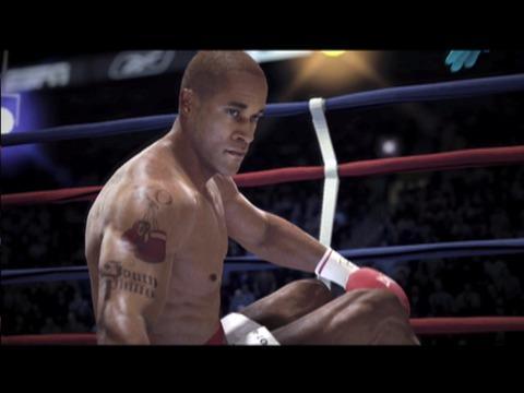 Lamonica Garrett Fight Night