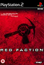 Red Faction (2001) Poster - Movie Forum, Cast, Reviews