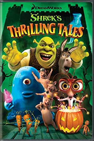 Shrek's Thrilling Tales -