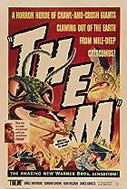 Them! (1954) Poster
