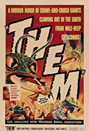 Them! (1954) Poster - Movie Forum, Cast, Reviews