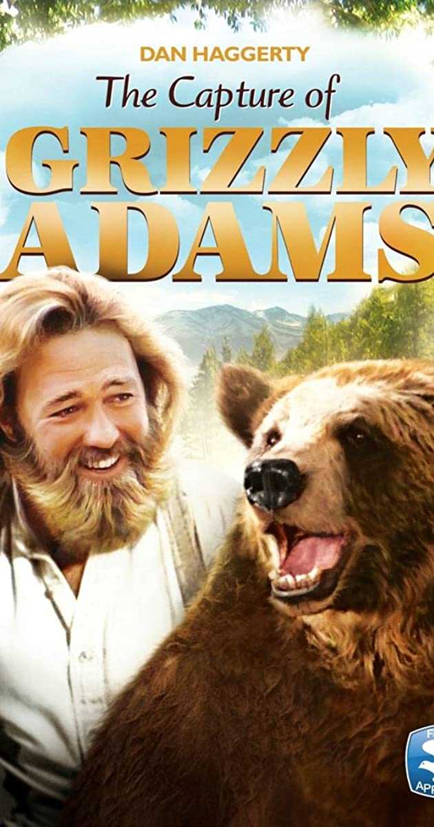 The Capture Of Grizzly Adams Tv Movie 1982 Imdb