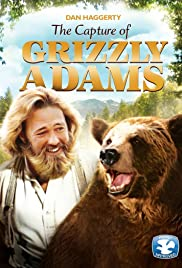 The Capture of Grizzly Adams Poster