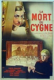 La mort du cygne Poster