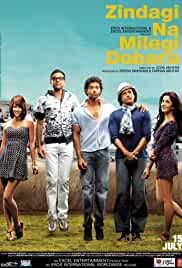 Zindagi Na Milegi Dobara 2011 Hindi Movie BluRay 480p 425MB MKV