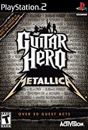 Guitar Hero: Metallica (2009) Poster - Movie Forum, Cast, Reviews