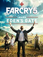 Far Cry 5 Inside Edens Gate(2018)
