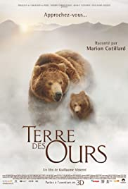 Terre des ours Poster