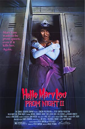 Prom Night II poster