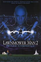 Lawnmower Man 2: Beyond Cyberspace (1996) Poster