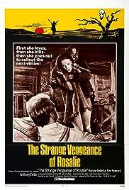 The Strange Vengeance of Rosalie Poster