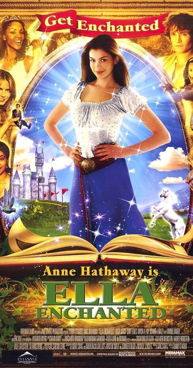 Užburtoji Ela / Ella Enchanted (2004)