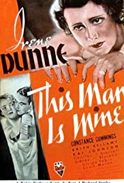 This Man Is Mine Poster