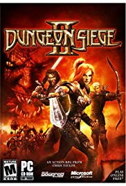 Dungeon Siege II (2005) Poster - Movie Forum, Cast, Reviews