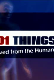 101 Things Removed from the Human Body Poster