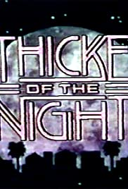 Thicke of the Night Poster