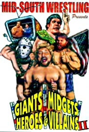 Giants, Midgets, Heroes and Villains II Poster