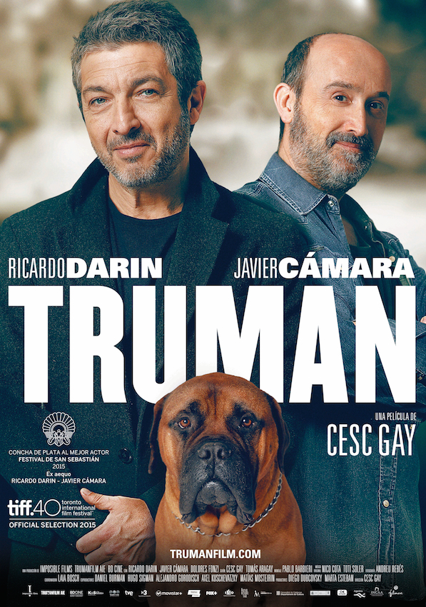 Trumanas / Truman (2015)