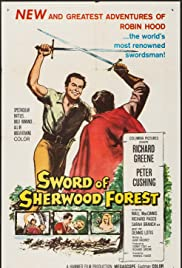 Sword of Sherwood Forest (1960) Poster - Movie Forum, Cast, Reviews
