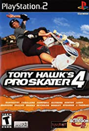 Tony Hawk's Pro Skater 4 Poster