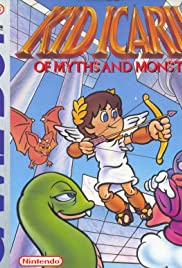 Kid Icarus: Of Myths and Monsters Poster