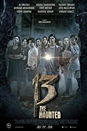 13 The Haunted poster