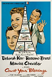 Count Your Blessings(1959) Poster - Movie Forum, Cast, Reviews