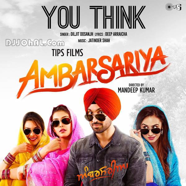 Ambarsariya (2016) Punjabi Movie