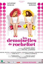 The Young Girls of Rochefort (1967) Poster - Movie Forum, Cast, Reviews