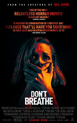 No respires | Don't Breathe - 2016