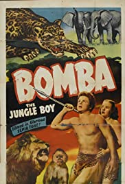 Bomba, the Jungle Boy (1949) Poster - Movie Forum, Cast, Reviews