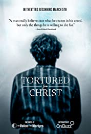 Tortured for Christ (2018) poster