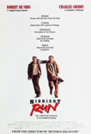 Midnight Run (1988) Poster - Movie Forum, Cast, Reviews