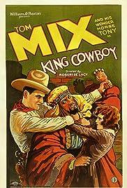 King Cowboy Poster