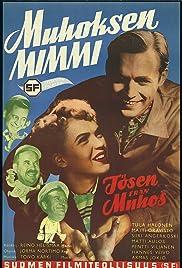 Muhoksen Mimmi Poster
