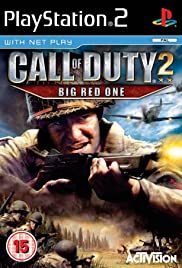 Call of Duty 2: Big Red One Poster
