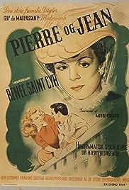 Pierre et Jean Poster