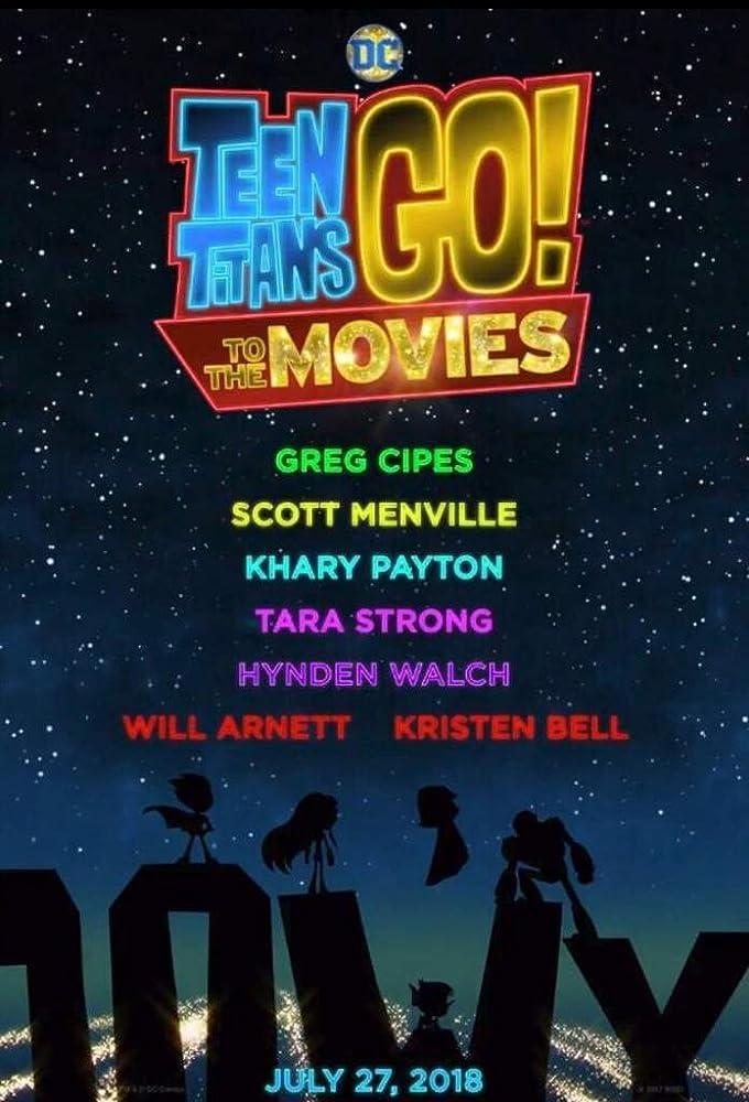 دانلود زیرنویس فارسی انیمیشن Teen Titans Go! To the Movies 2018