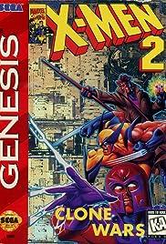 X-Men 2: Clone Wars Poster